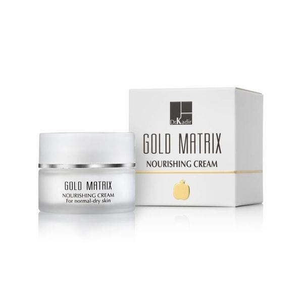 цена на Dr.Kadir Крем для Нормальной/Сухой Кожи Голд Матрикс Gold Matrix Nourishing Cream For Normal/Dry Skin, 50 мл