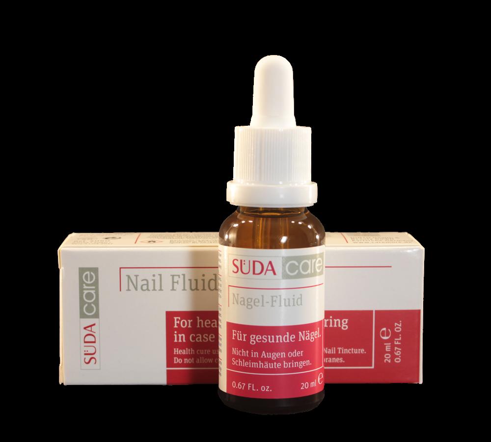 SUDA Флюид Nagel-Fluid Защитный для Укрепления Ногтей, 20 мл