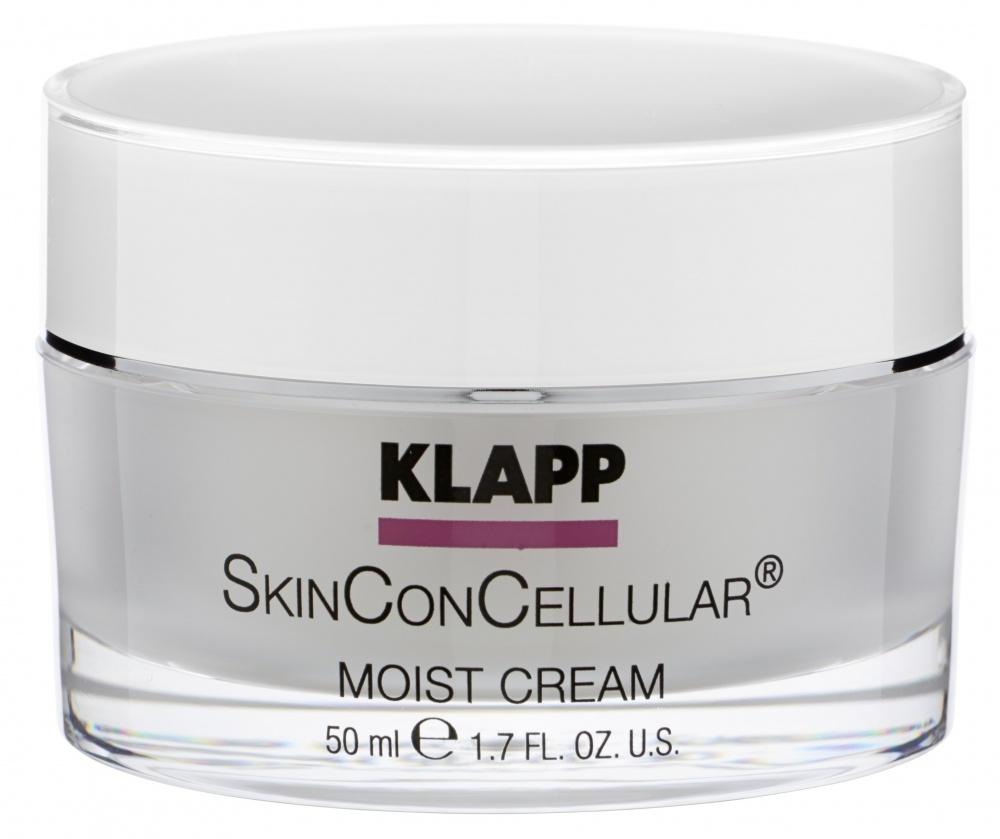 Klapp Крем Moist Cream Увлажняющий, 50 мл