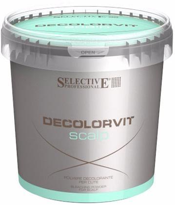 Selective Professional Средство для Прикорневого Обесцвечивания Decolor Vit Scalp, 500 мл