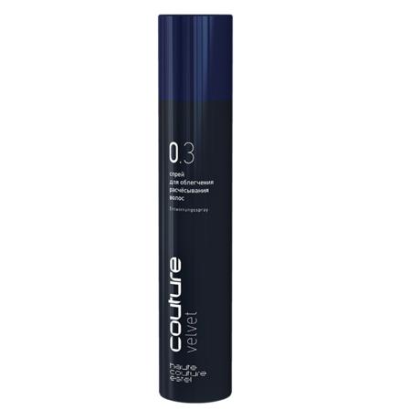 купить ESTEL Спрей для Облегчения Расчесывания Волос Velvet Spray, 300 мл онлайн