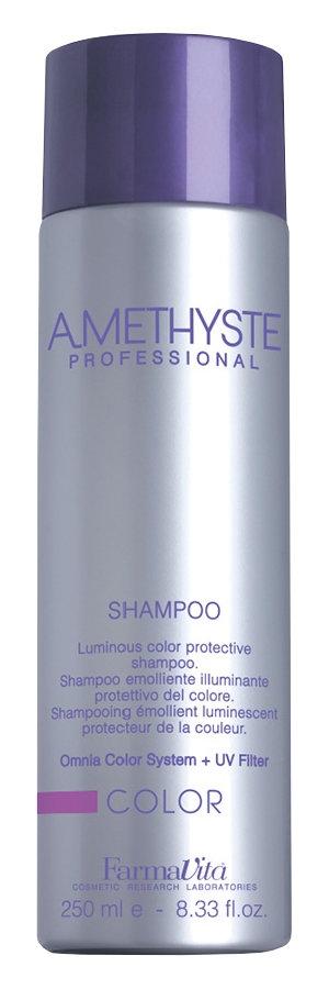 Farmavita Шампунь Amethyste Color для Окрашенных Волос, 250 мл