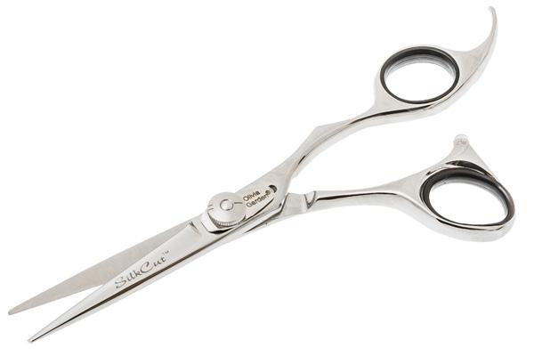 OLIVIA Garden Ножницы SilkCut 550 для Стрижки