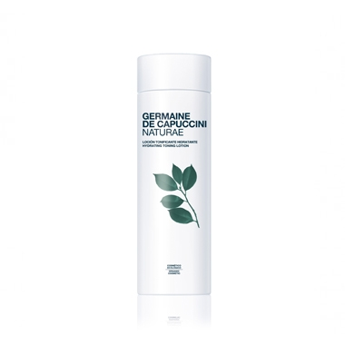 Germaine de Capuccini Лосьон Тонизирующий для Лица Naturae Hydrating Toning Lotion, 200 мл germaine de capuccini крем увлажняющий для лица purexpert no stress hydrating cream 50 мл