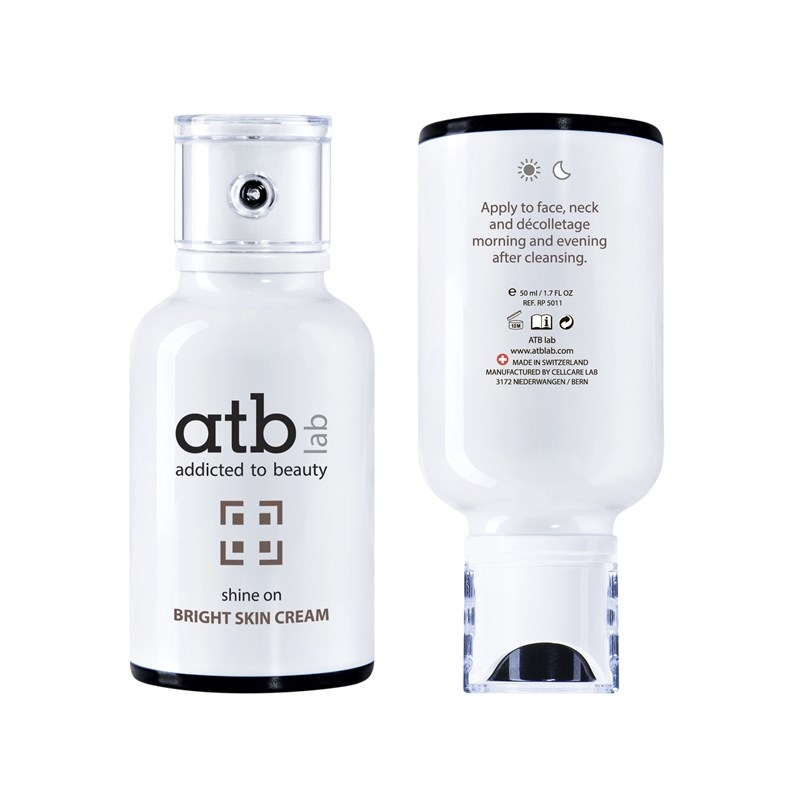 ATB Lab Крем Bright Skin Сияние, 50 мл
