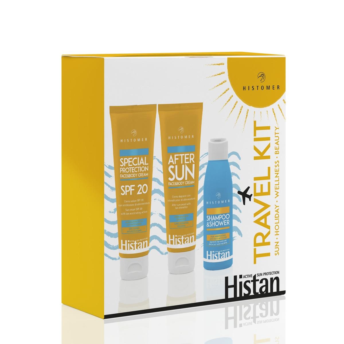 Histomer Набор Histan Travel Kit Дорожный , 3*90 мл