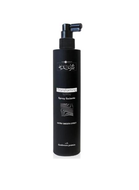 HAIR COMPANY Спрей Разглаживающий Transforming Spray, 300 мл sexy hair спрей разглаживающий
