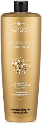 HAIR COMPANY Шампунь для Волос Post Treatment Shampoo, 1000 мл simba кукла еви счастливая ферма