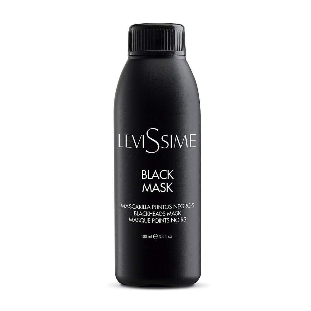 Levissime Маска Black Mask Черная Пленочная для Проблемной Кожи, 100 мл черная маска пленка black mask