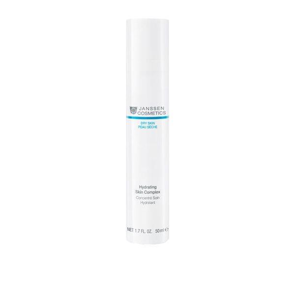 JANSSEN COSMETICS Концентрат Hydrating Skin Complex Суперувлажняющий с Гиалуроновой Кислотой, 50 мл