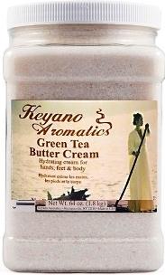 Keyano Aromatics Крем Зеленый Чай, 1900 мл
