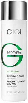 GIGI Гель для Бережного Очищения RC Pre & Post Skin Clear Cleanser, 250 мл