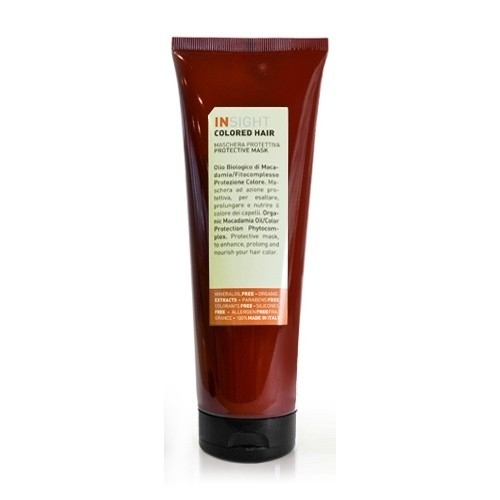 INSIGHT Маска антиоксидант для перегруженных волос, 250 мл