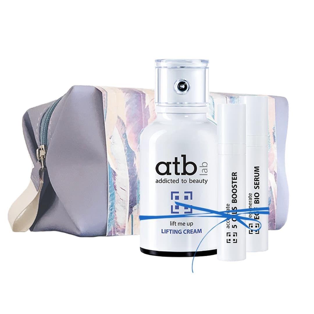ATB Lab Набор Ночь Красоты, 50 мл+2*10 мл крем из натуральных масел