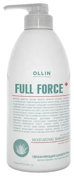 OLLIN PROFESSIONAL FULL FORCE Увлажняющий Шампунь Против Перхоти с Экстрактом Алоэ, 750 мл