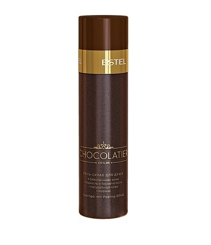 ESTEL Крем-Скраб для Тела Шоколадная Крошка Chocolatier, 200 мл