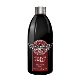 KONDOR Hair&Body Шампунь Чили, 300 мл