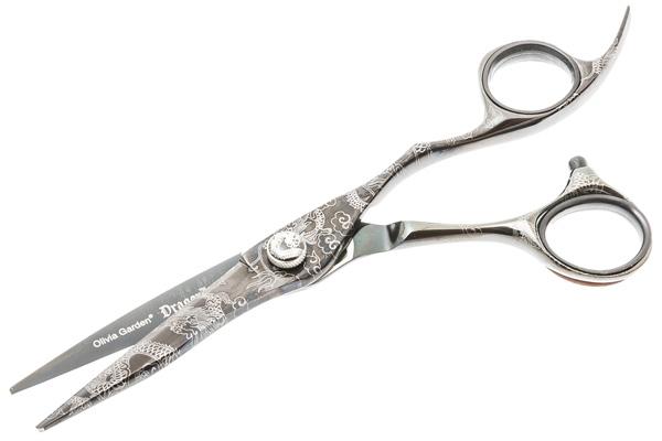OLIVIA Garden Ножницы Dragon 550 для Стрижки