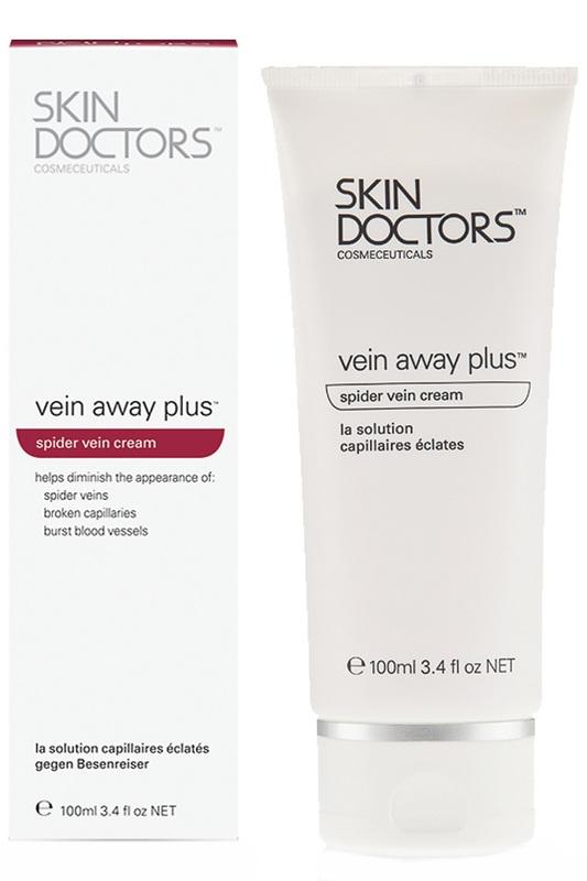 Skin Doctors Cosmeceuticals Крем для Тела Против Сосудистых Звездочек Vein Away Plus,100г