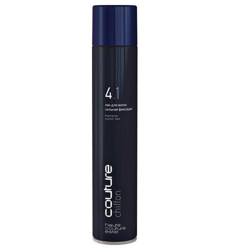 ESTEL Лак для Волос Сильной Фиксации Chiffon, 400 мл цена и фото
