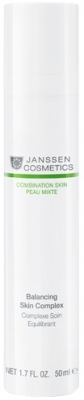 JANSSEN COSMETICS Концентрат Balancing Skin Complex Регулирующий, 50 мл