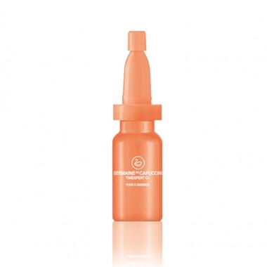 Germaine de Capuccini Сыворотка с Чистым Витамином С Pure C Essence Serum Coral, 4*6 мл bodyton сыворотка микроэлементная 8 мл