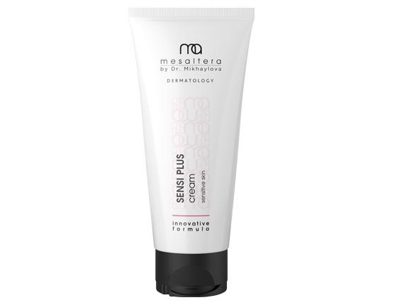 Mesaltera By Dr. Mikhaylova Крем Sensi Plus Cream Успокаивающий для Чувствительной и Раздраженной Кожи, 200 мл