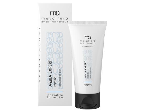 Mesaltera By Dr. Mikhaylova Маска Aqua Expert для Мгновенной Гидратации и Восстановления Кожи, 200 мл