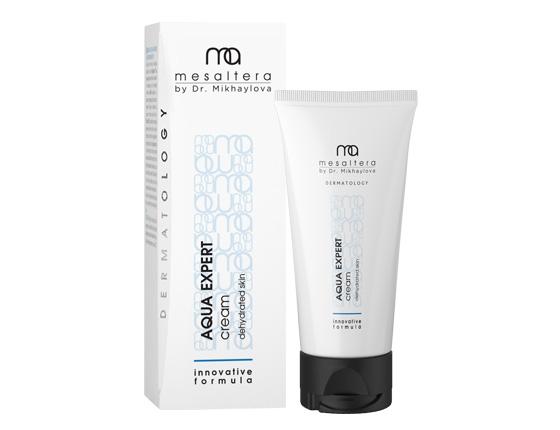 Mesaltera By Dr. Mikhaylova Крем Aqua Expert Cream Увлажняющий для Обезвоженной Кожи, 200 мл