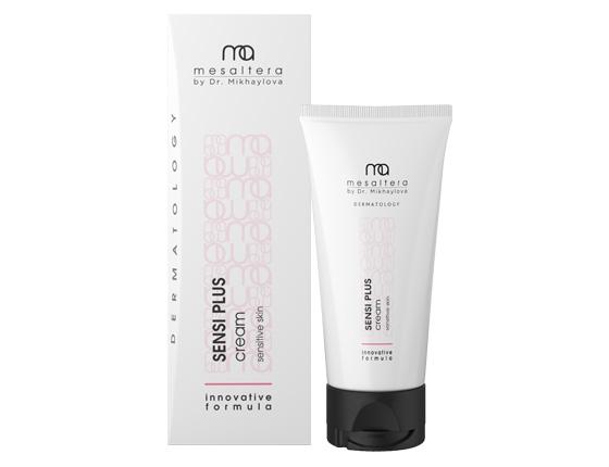 Mesaltera By Dr. Mikhaylova Крем Sensi Plus Cream Успокаивающий для Чувствительной и Раздраженной Кожи, 50 мл