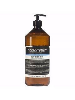 Togethair Очищающий Шампунь-Детокс против Перхоти Equilibrium Dandruff Shampoo, 1000 мл revlon professional pro you шампунь против перхоти anti dandruff shampoo 350 мл