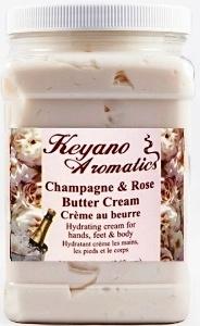 Keyano Aromatics Крем Шампанское и Розы, 1900 мл