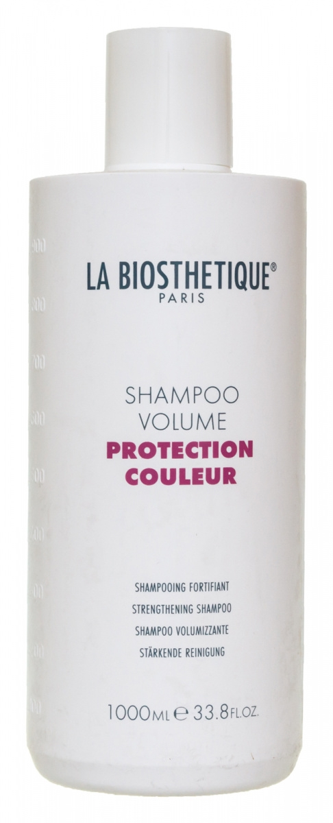 La Biosthetique Шампунь Shampoo Protection Couleur F для Окрашенных Волос, 1000 мл protection couleur n шампунь для нормальных и толстых окрашенных или тонированных волос 200 мл labiosthetique protection couleur