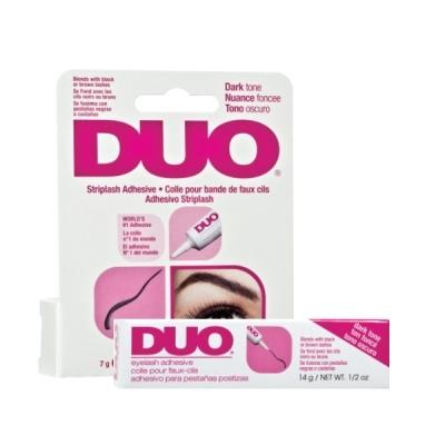 Ardell Клей Duo Lash Adhesive Dark для Ресниц Черный, 14г клей для накладных ресниц duo clear lash adhesive 7 мл