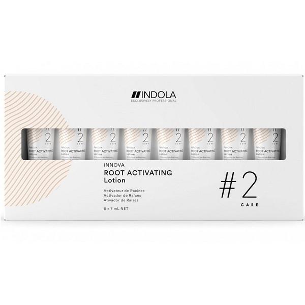 INDOLA PROFESSIONAL Лосьон-Активатор Root Activating Lotion Роста Волос, 8*7 мл эксидерм активатор роста волос купить