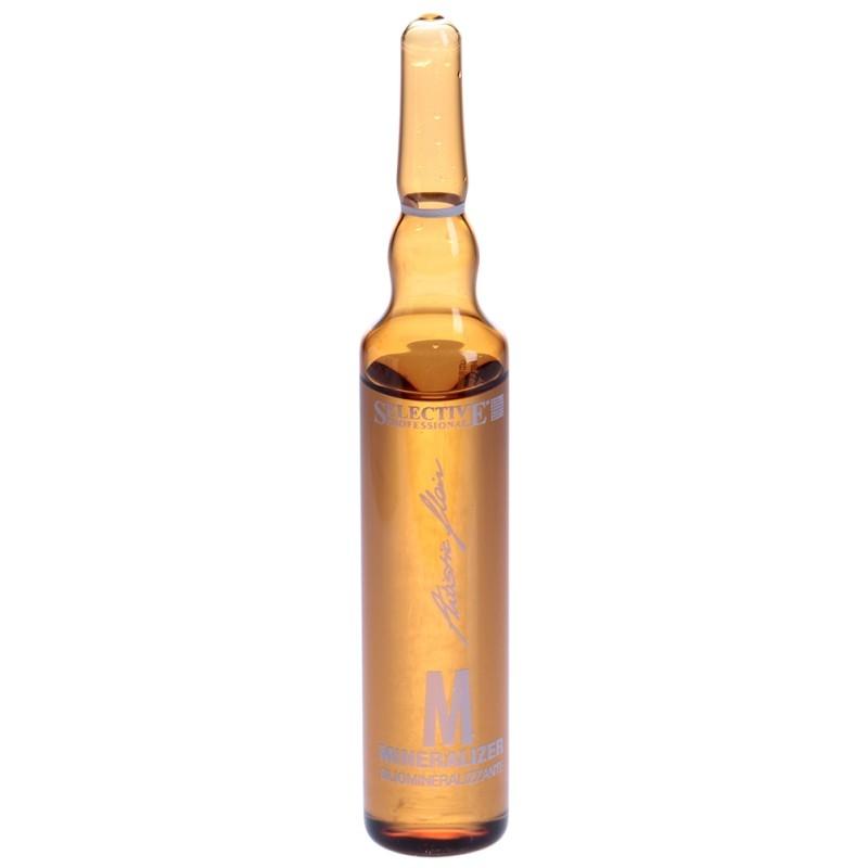 Selective Professional Mineralizer Реструктуириющий Лосьон для Волос, 1*12 мл ducray неоптид лосьон от выпадения волос для мужчин 100 мл