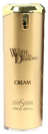 Levissime Крем White Diamond Cream Омолаживающий с Белым Трюфелем SPF 15, 40 мл levissime крем