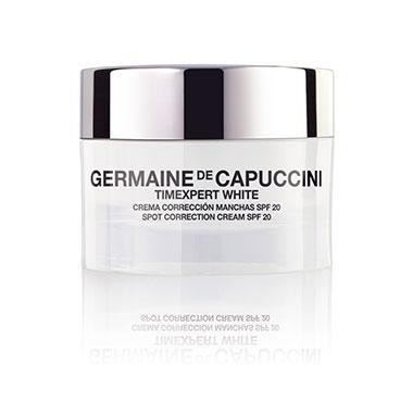 Germaine de Capuccini Крем для Коррекции Пигментных Пятен White Spot Correction Cream SPF20, 50 мл