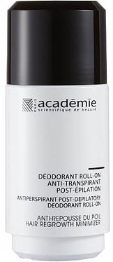 Academie Дезодорант Антиперспирант после Эпиляции, 50 мл