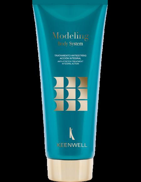 Keenwell Комплекс Modeling для Бюста Укрепляющий Подтягивающий, 200 мл лиерак бюст лифт крем для бюста моделирующий и подтягивающий 75 мл