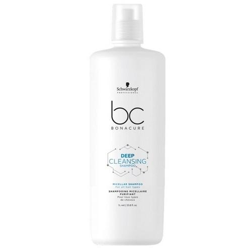 Schwarzkopf Шампунь Deep Cleansing Shampoo Бонакур ST для глубокого очищения, 1000 мл шампуни бонакур каталог