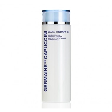 Germaine de Capuccini Молочко Excel Therapy O2 Comf&Youth Cleansing Milk Очищающее, 200 мл