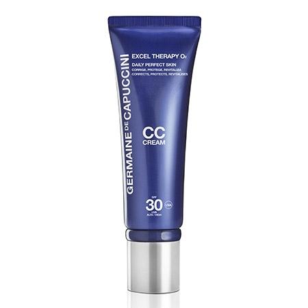 Germaine de Capuccini CC Крем для Ежедневного Ухода Бежевый SPF30 Excel Therapy 02 Cream Daily Perfe Beige, 50 мл
