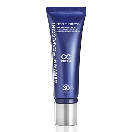 Germaine de Capuccini CC Крем для Ежедневного Ухода Бронзовый SPF30 Excel Therapy 02 CC Cream Daily Perfe Bronze, 50 мл цена и фото