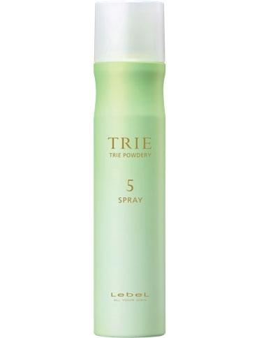 Lebel Cosmetics TRIE POWDERY SPRAY 5 Спрей-пудра с матирующим эффектом, 170 г
