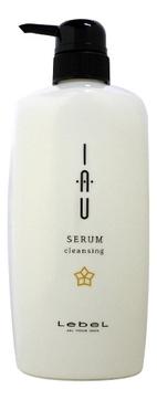 Lebel Cosmetics IAU Serum Увлажняющий аромашампунь, 600 мл