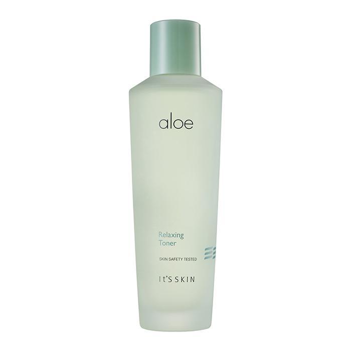 It's Skin Тонер Aloe Relaxing Toner Успокаивающий с Алоэ Вера, 150 мл it s skin collagen nutrition toner питательный тонер итс скин коллаген 150 мл