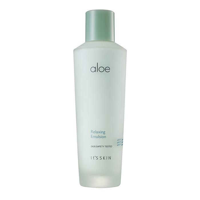 Its Skin Эмульсия Aloe Relaxing Emulsion Успокаивающая с Алоэ Вера, 150 мл