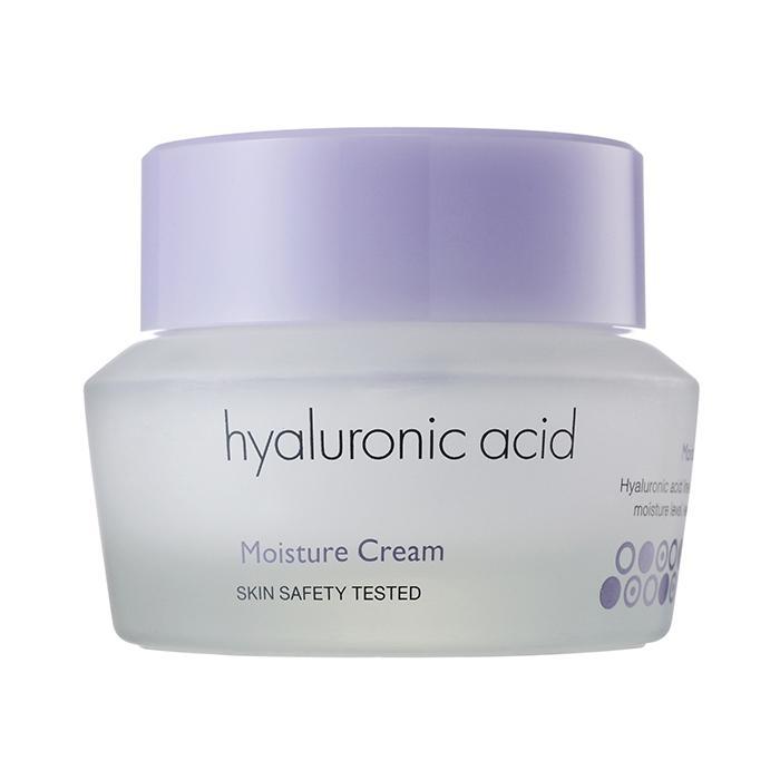 It's Skin Крем Hyaluronic Acid Moisture Cream Увлажняющий для Лица с Гиалуроновой Кислотой, 50 мл крем лифтинг bliss organic с пребиотиком и гиалуроновой кислотой для лица 50 мл