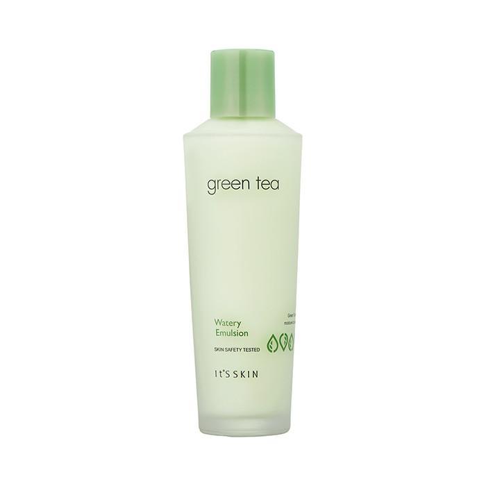It's Skin Эмульсия Green Tea Watery Emulsion для Жирной и Комбинированной Кожи с Зеленым Чаем, 150 мл недорого
